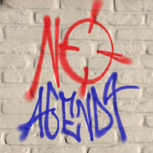 No Agenda Album Art by Melvin_Gibstein