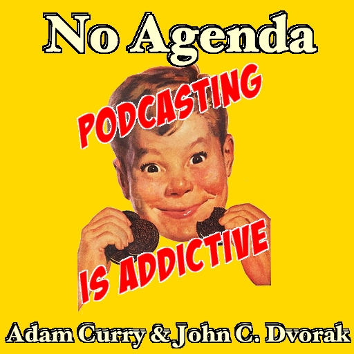 No Agenda Album Art by NetNed