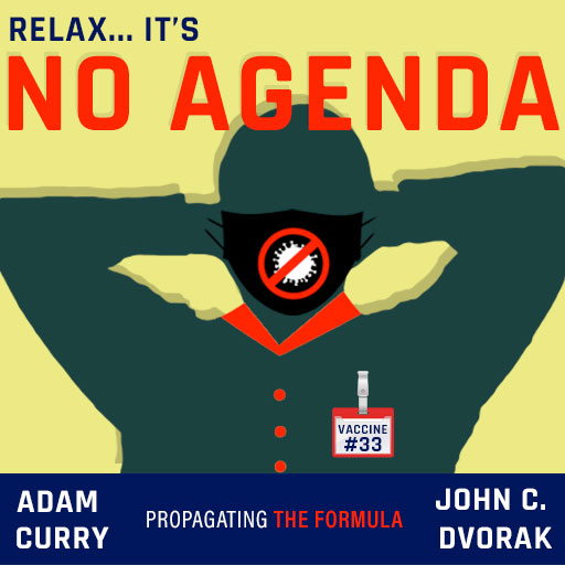 No Agenda Album Art by m3tal_bassist