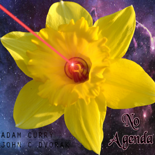 No Agenda Album Art by kf4nvx