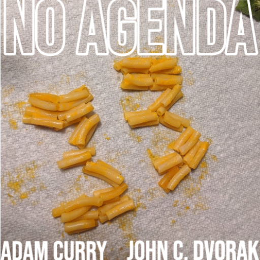 No Agenda Album Art by DuhLaurien