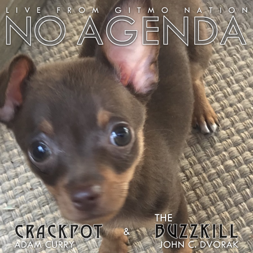 No Agenda Album Art by Kory