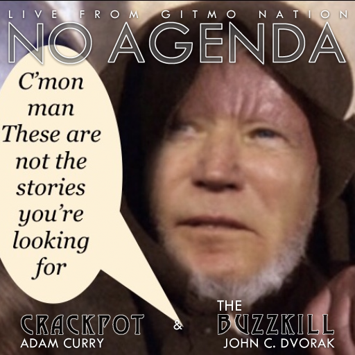 No Agenda Album Art by YouthInAsia