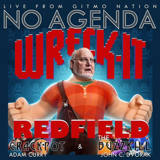 No Agenda Album Art by MarCo22