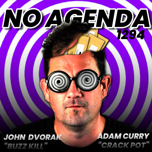 No Agenda Album Art by mad_chuck7
