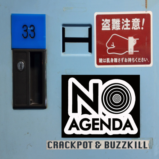 No Agenda Album Art by LPW