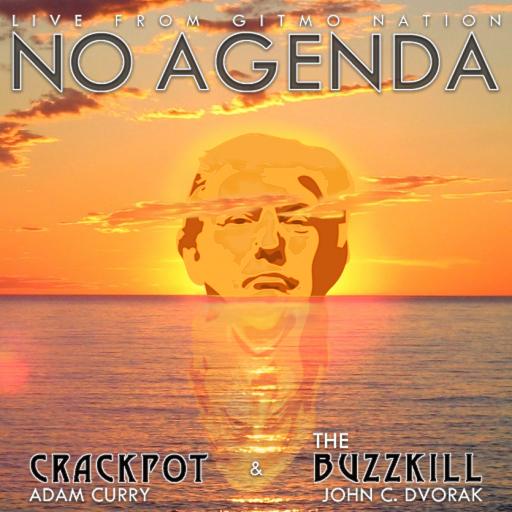 No Agenda Album Art by m000se
