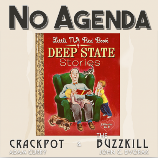 No Agenda Album Art by sizzletron
