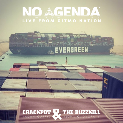 No Agenda Album Art by Mikey