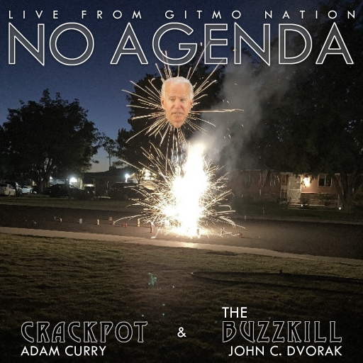 No Agenda Album Art by robsamson